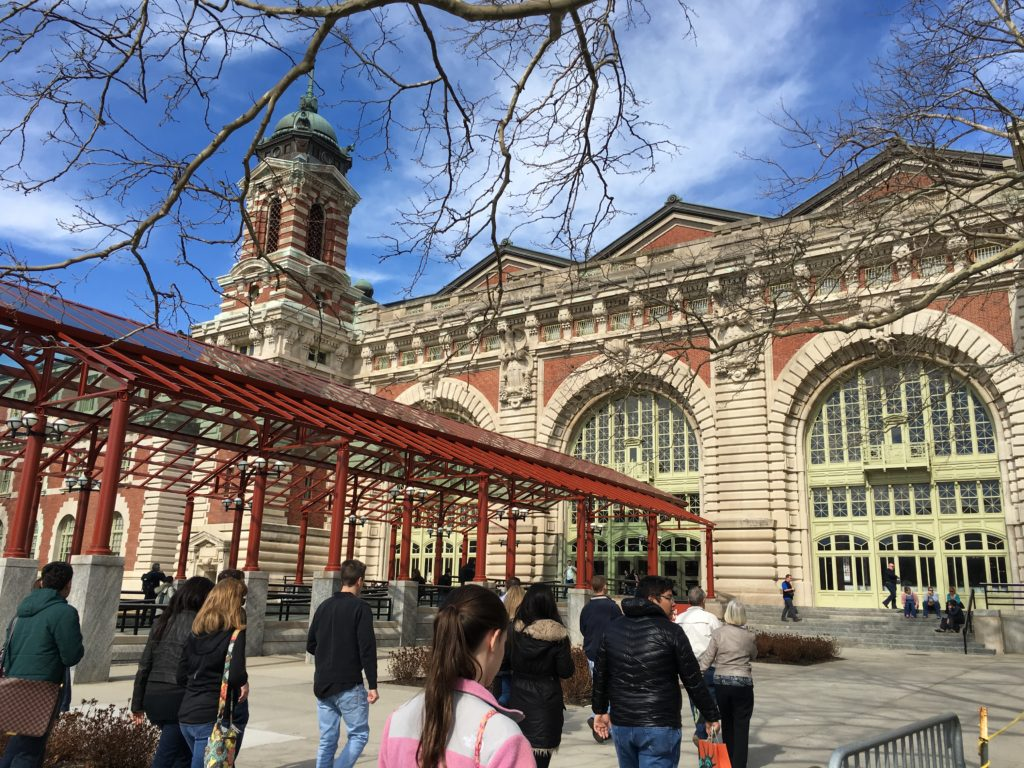 Ellis Island Museum of Immigration