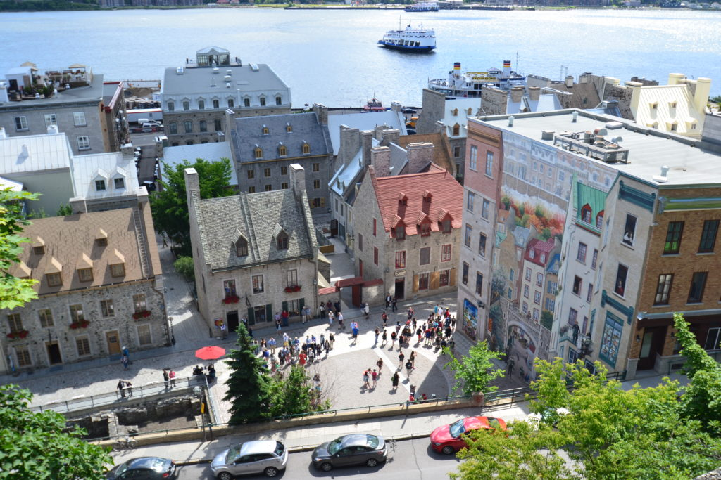 Lower Town - Quebec City