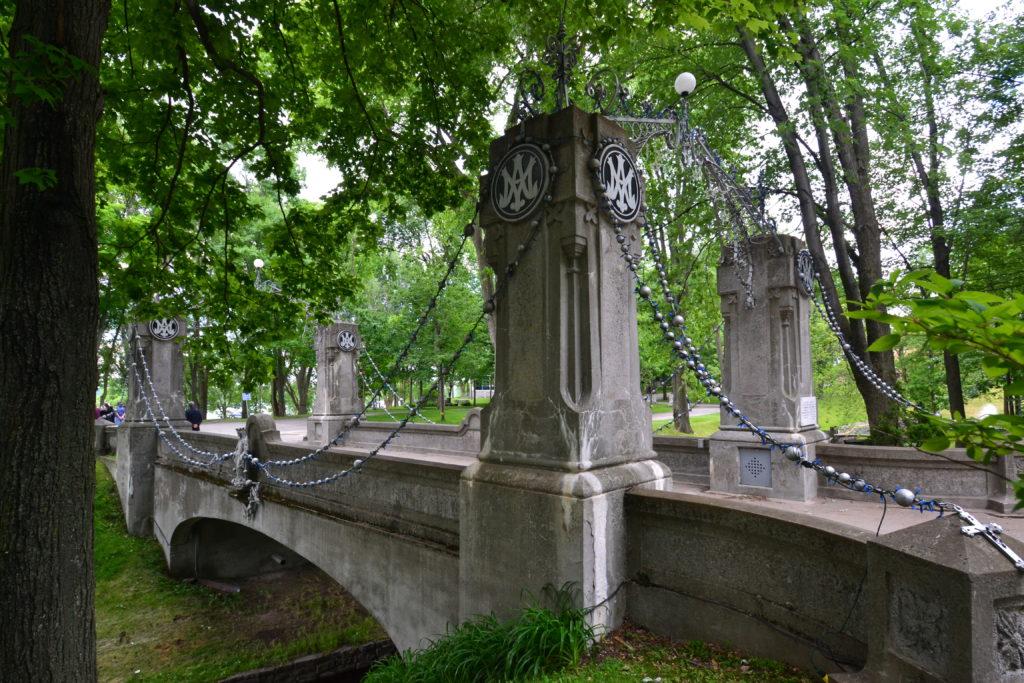 Rosary Bridge