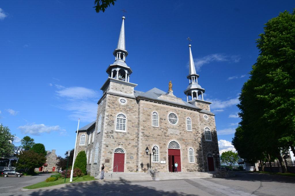 St Josephs Church in Deschambault